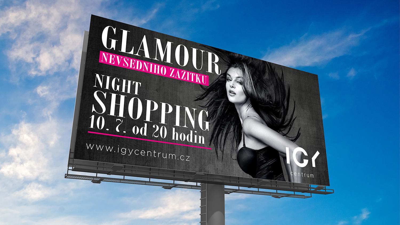 Grafický návrh billboardu